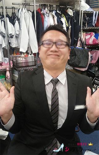 新入社員M
