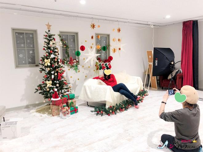 撮影部のクリスマスのお仕事!