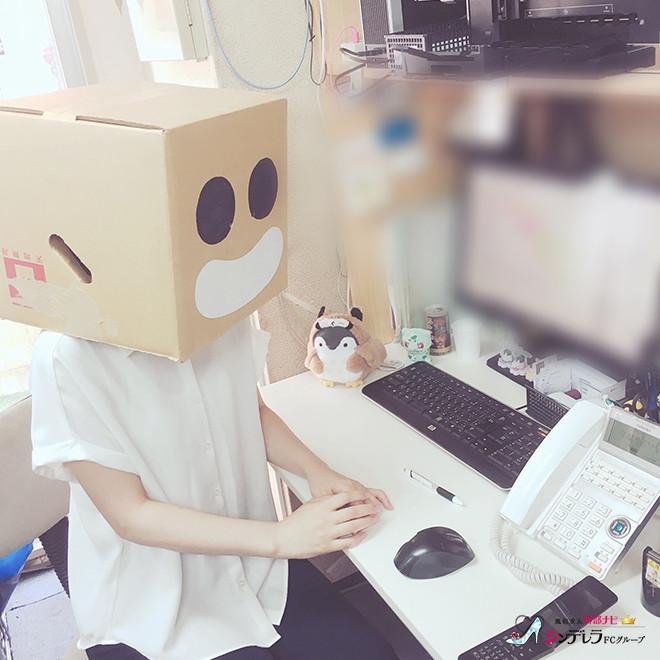 ひみつのまっきーも入社してから1年6ヵ月が経ちおとなになりました。